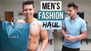 Zara Men's Summer Fashion Haul