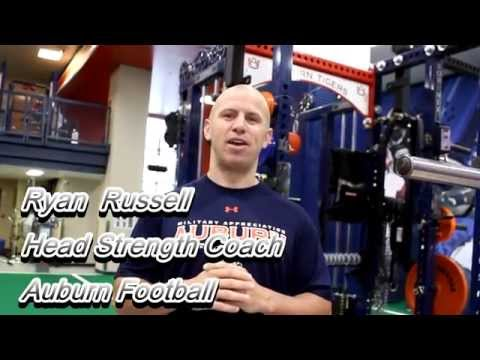 Auburn Strength Tour & Interview With Coach Ryan Russell