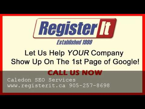 SEO Services in Caledon ON - 905-257-8698