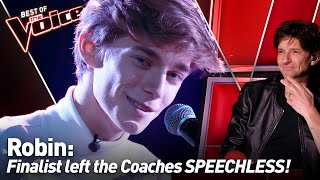 His beautiful Voice shines through his gorgeous SMILE on The Voice