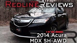 Acura MDX 2015 Videos