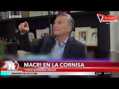 Macri en La Cornisa