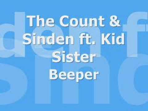 The Count & Sinden - Beeper