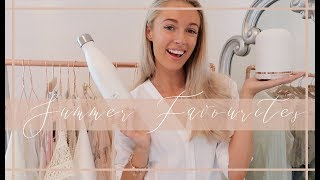 SUMMER BEAUTY & LIFESTYLE FAVOURITES // #FashionMumblrSummerEdit  // Fashion Mumblr