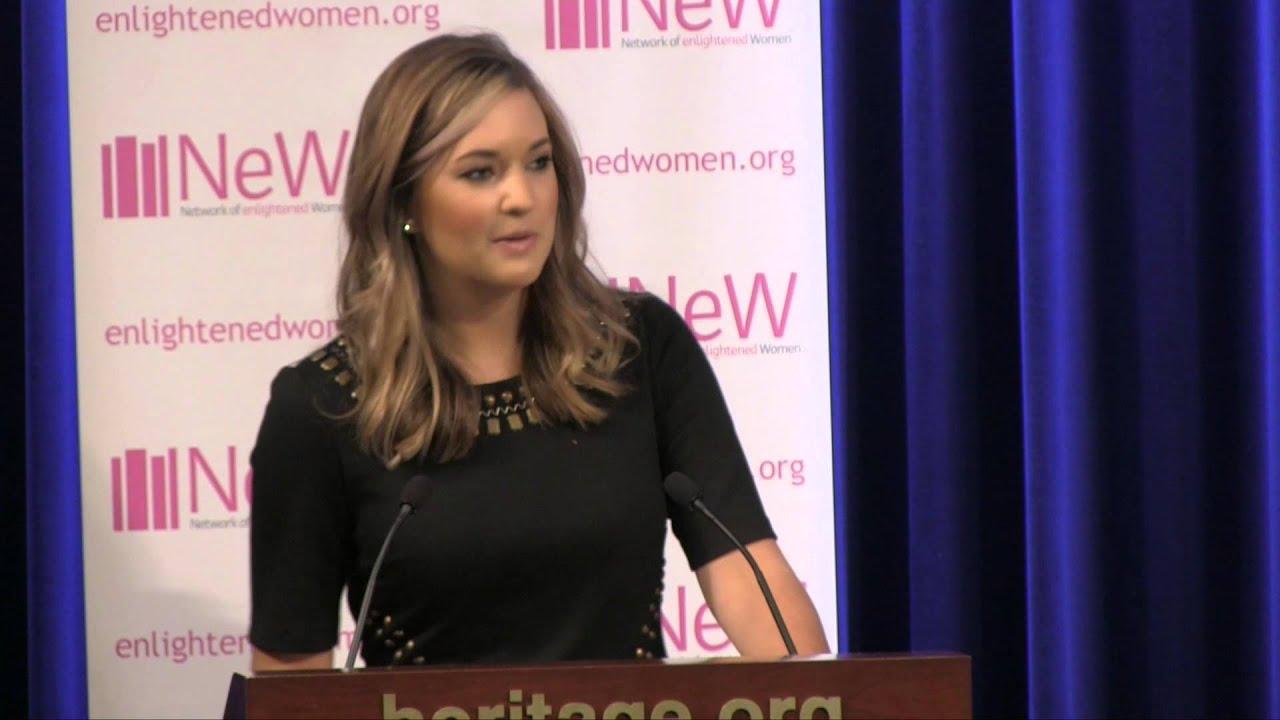 Katie Pavlich NeW Keynote Address