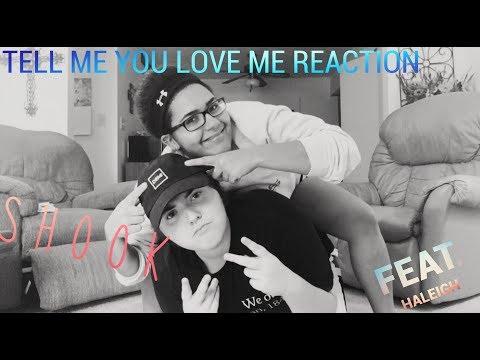 TELL ME YOU LOVE ME ALBUM REACTION (demi lovato) | abbie riedeman