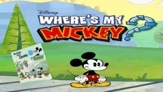 Where's My Mickey? - iPhone/iPod Touch/iPad - HD (When Life gives you Lemons) Gameplay Trailer