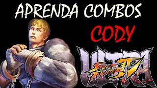 Ultra Street Fighter 4: Cody, aprenda combos e técnicas