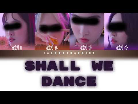 Your Girl Group 4 Members Shall We Dance Han Rom Eng Original By Block B Youtube By zico @ mnet asian music awards in japan 171129. youtube