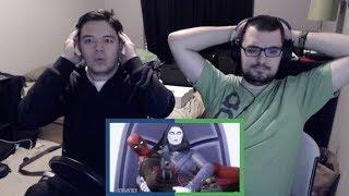 Reaction: Death Battle: Thanos VS Darkseid