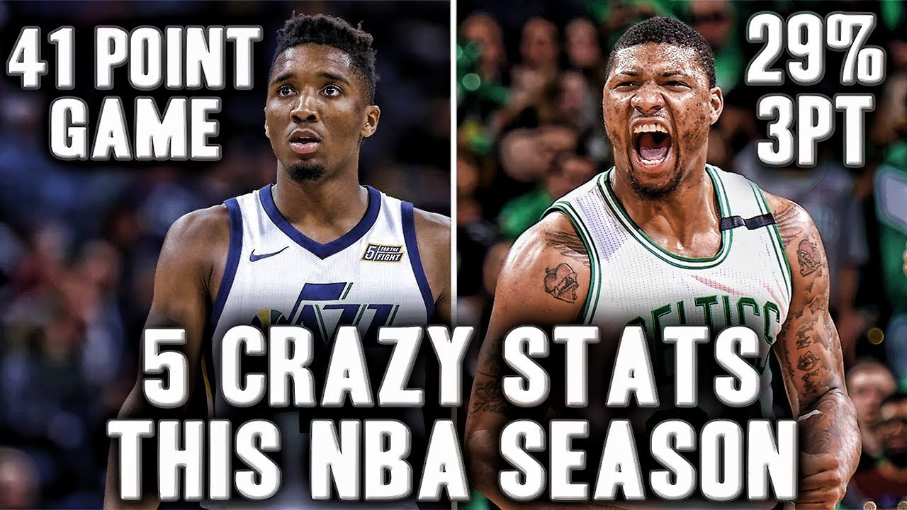 5 Shocking NBA Stats From This Season  306beca70