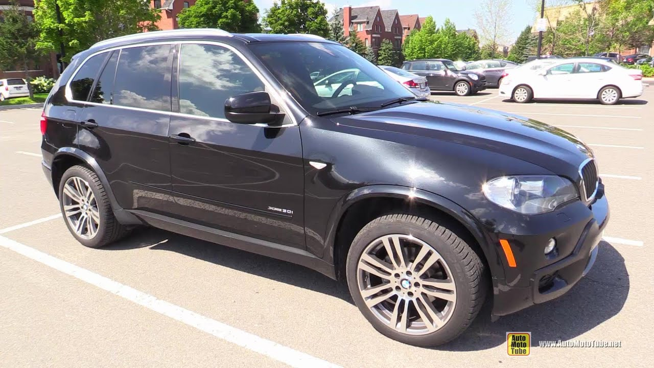 medium resolution of 2010 bmw x5 30i m sport package exterior and interior walkaround youtube