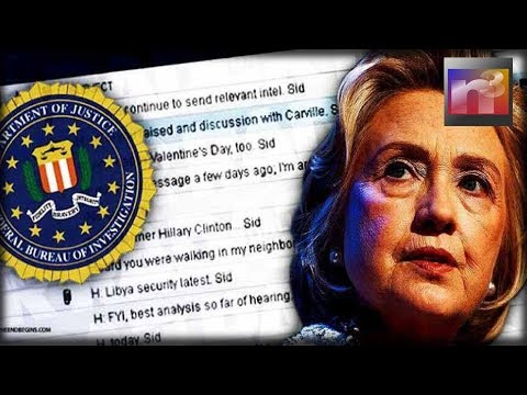 BOOM!! Watchdog Group Drops BOMBSHELL About What Hillary Was HIDING on Her Private Email Server