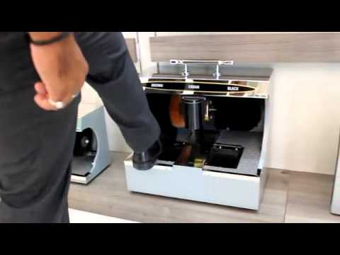 One Stop Auto >> Automatic Sensitive Shoe Polisher / Shiner / Cleaner - YouTube