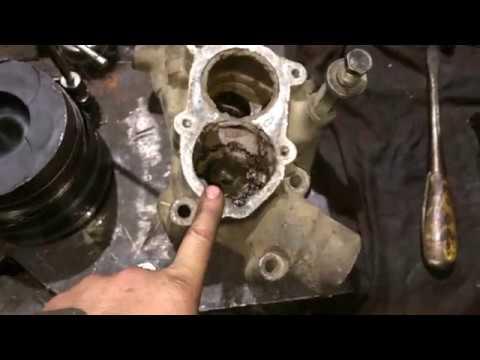 камаз 55111  термостаты и рассухарка клапанов