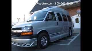 2014 Roadtrek 170 Versatile Small Chevy Conversion RV Camper Van For Sale NJ