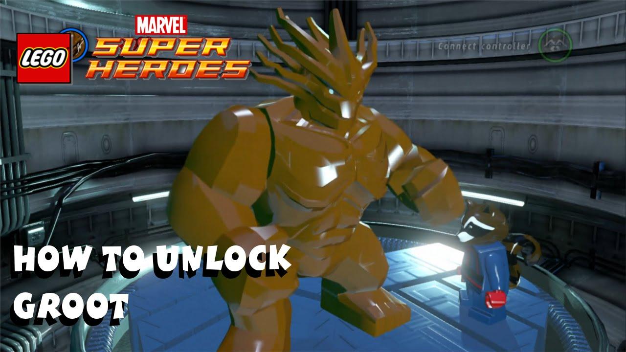 Marvel Super Heroes 60 Superhéroes: Lego Marvel Super Heroes Guardians