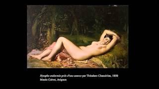 """Les """"grandes horizontales"""", portraits de courtisanes au XIXe siècle."""