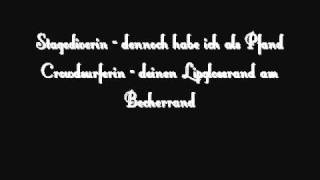 Stagediverin - Phrasenmäher