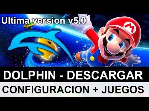 DESCARGAR EMULADOR DE WII (Dolphin 5.0) PARA PC + Juegos
