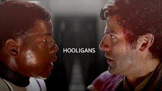 finn & poe || hooligans