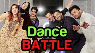 DANCE BATTLE | Guys VS Girls