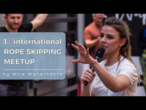 1. international ROPE SKIPPING MEET UP EVENT in GERMANY