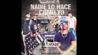 Amaro Ft Nova La Amenaza, La Tinta & Ponko Voces, Bryan Y Conep - Nadie Lo Hace Como Yo