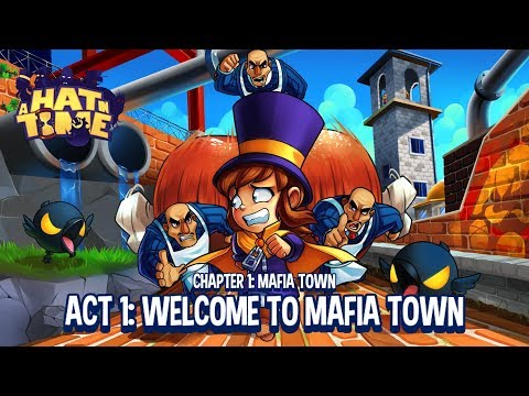 A Hat in Time 100% Walkthrough: Part 1