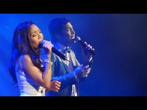 JONALYN VIRAY & BRENAN ESPARTINEZ - Almost Is Never Enough (#Fearless Concert!)