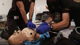 Cardiocerebral Resuscitation (CCR) for EMS Providers: The 2-Rescuer Protocol