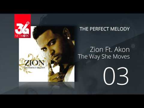 03 Ft. Akon - The way she moves (Audio Oficial) [The Perfect Melody]