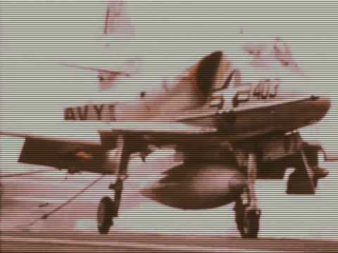 Fighters Anthology - USNF'97 Intro & Vietnam Mission 1: Yankee Station