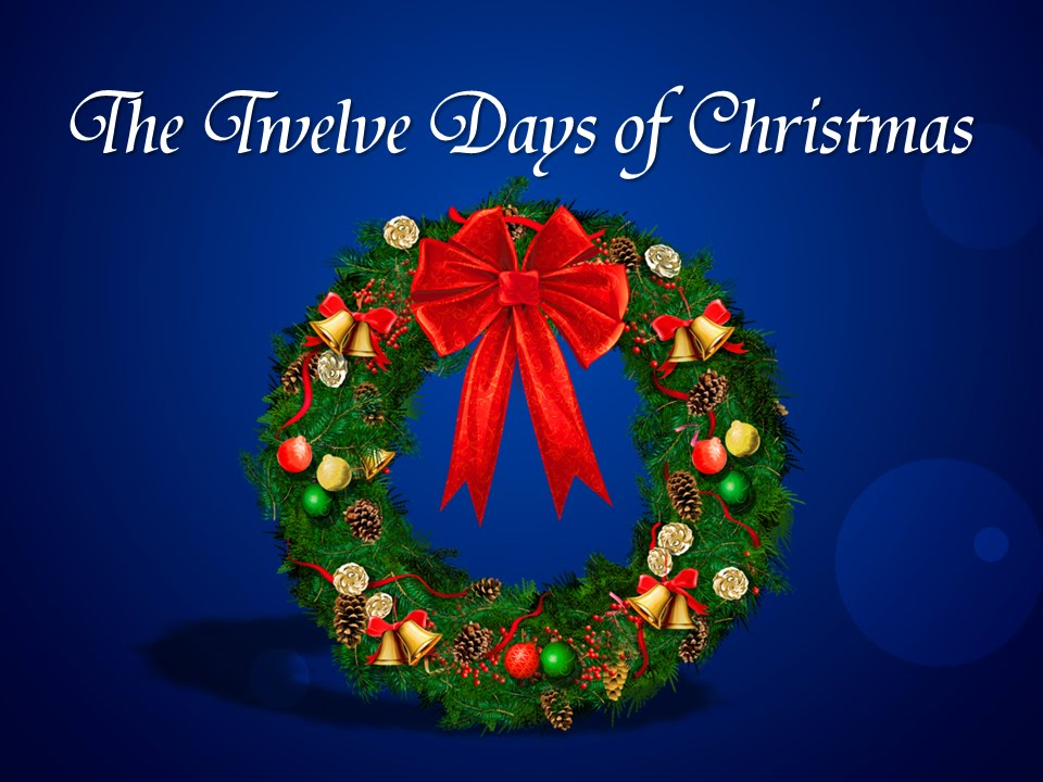 12 days of christmas instrumental