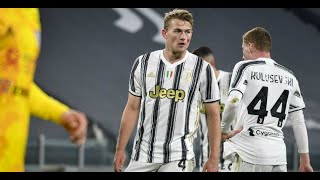 The Wall is back! Matthijs de Ligt vs Cagliari (2-0) 21/11/2020 HD