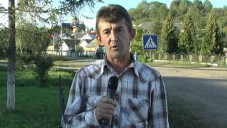 Вулиці села Чорнолізці 2012 10 03
