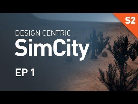 EP 1 - Las Llamas of Tomorrow (Design Centric SimCity Cities of Tomorrow - Season 2)