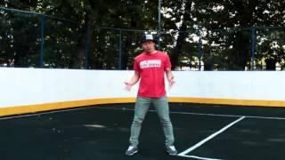 Видео уроки хип хоп с Вова Шин #2
