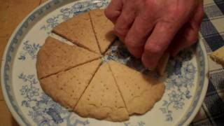 Scottish Shortbread With Norman Kennedy