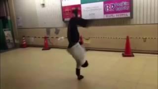 ザカオさんのブレイクダンス thumbnail
