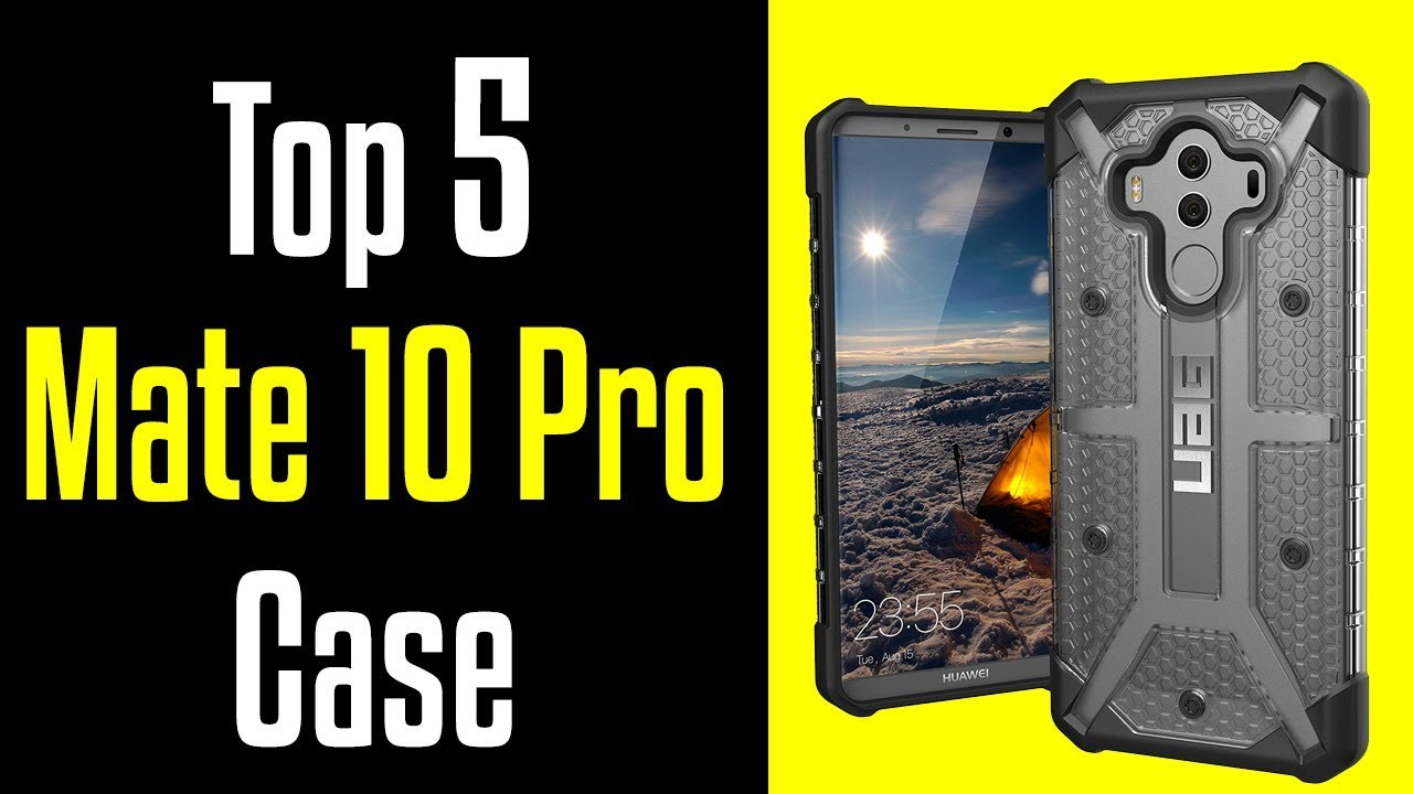 low priced 19049 9bd96 🔻Top 5 Best Huawei Mate 10 Pro Cases!🔺[4K]