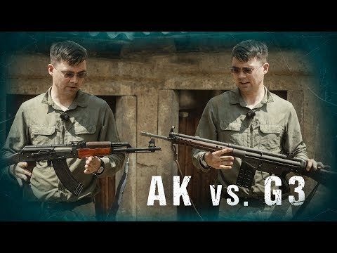 G3 Vs AKM [Vergleich]