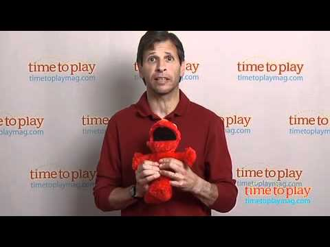 Sesame Street Squeeze-A-Song Elmo from Hasbro