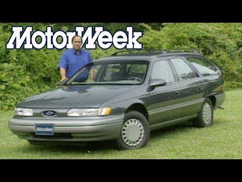 1992 Ford Taurus Wagon | Retro Review