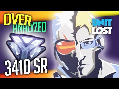 Overwatch Coaching - Soldier 76 - Diamond 3410 - [OverAnalyzed]