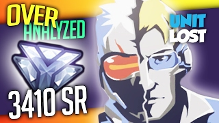Overwatch Coaching - Soldier 76 - Diamond 3410 - [OverAnalyzed]