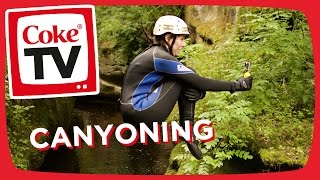 Canyoning and Cave Exploring with Dodie | #CokeTVMoment