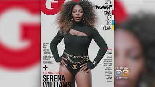 Temple Professor Weighs In After Serena Williams GQ Cover Sparks Controversy Video
