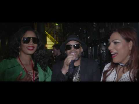 Interview Open concert Nicky Jam - Marysthell La Polanko (19