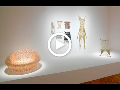 Marcel Wanders' works at Centre Pompidou - Collections  Contemporaines (2016)